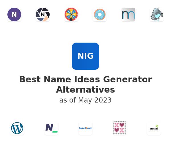 Best Name Ideas Generator Alternatives