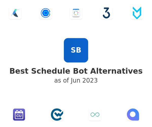 Best Schedule Bot Alternatives