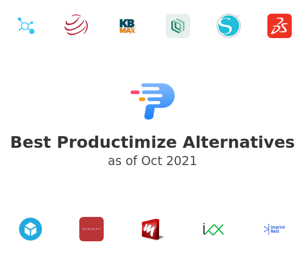 Best Productimize Alternatives