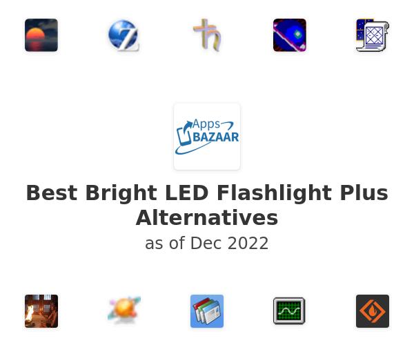 Best Bright LED Flashlight Plus Alternatives
