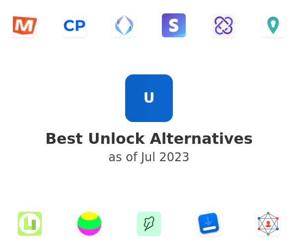 Best Unlock Alternatives