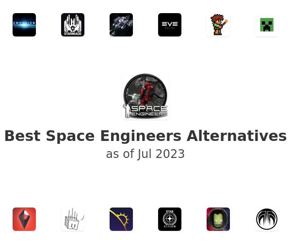 Best Space Engineers Alternatives