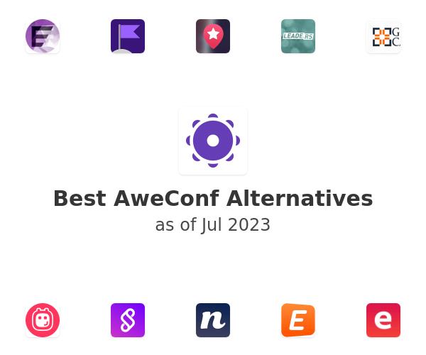 Best AweConf Alternatives