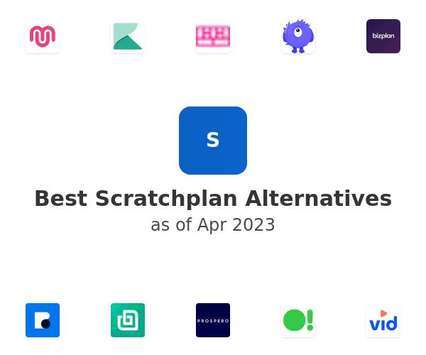 Best Scratchplan Alternatives
