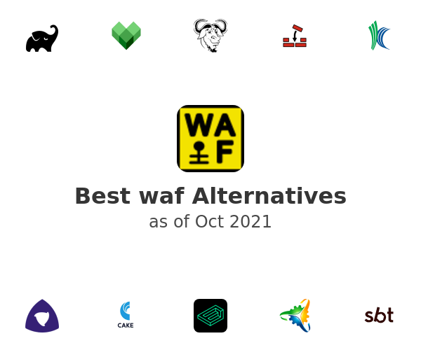 Best waf Alternatives