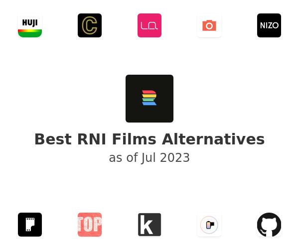 Best RNI Films Alternatives
