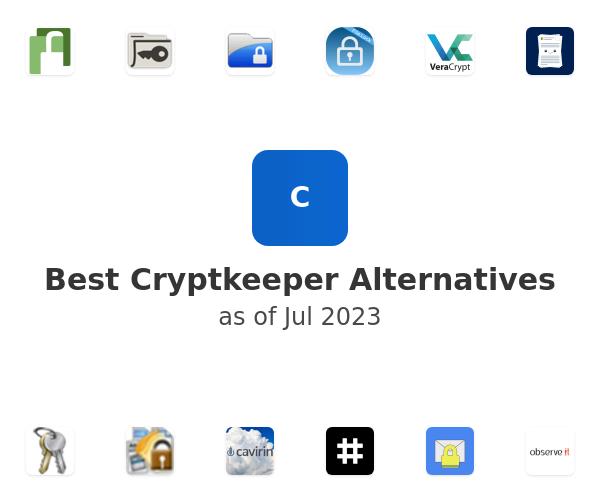 Best Cryptkeeper Alternatives