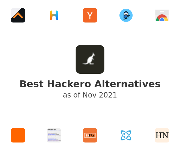 Best Hackero Alternatives