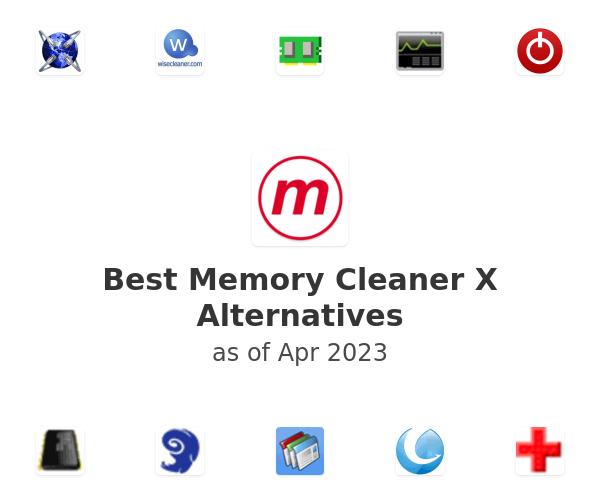 Best Memory Cleaner X Alternatives