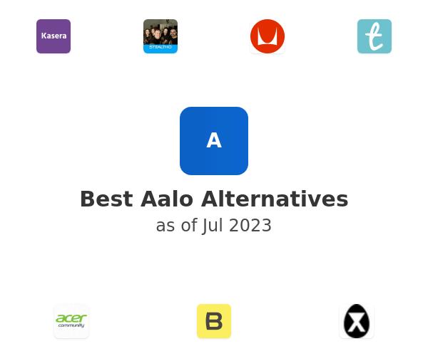 Best Aalo Alternatives