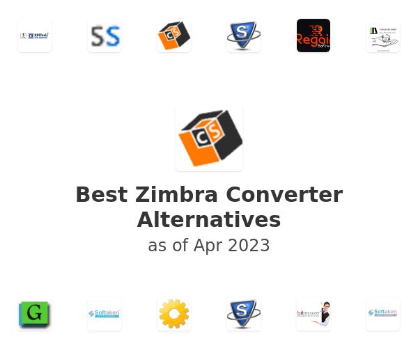 Best Zimbra Converter Alternatives