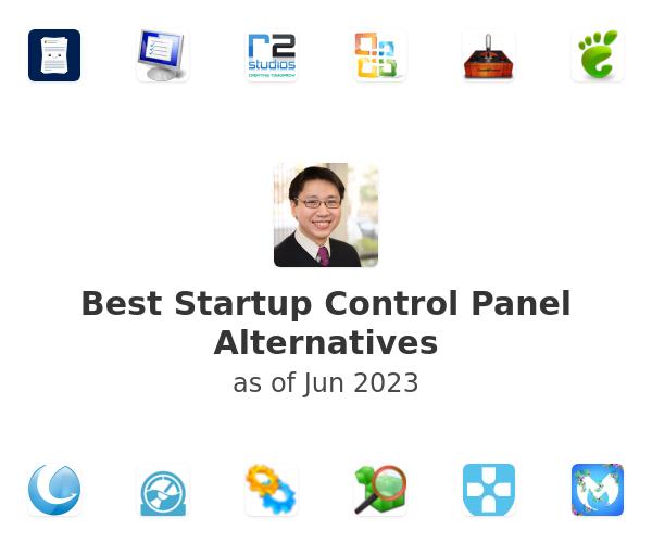 Best Startup Control Panel Alternatives