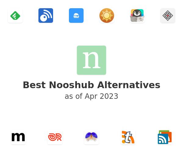 Best Nooshub Alternatives