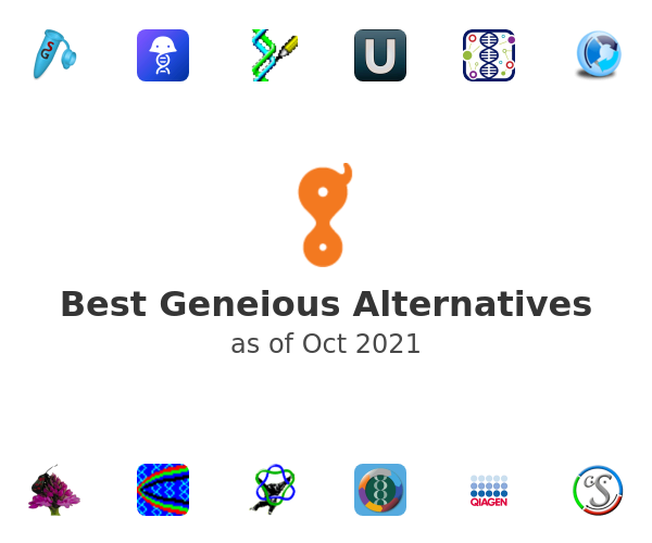 Best Geneious Alternatives