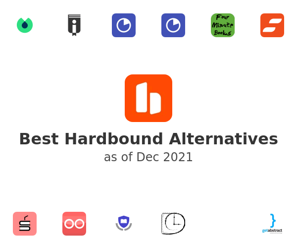 Best Hardbound Alternatives