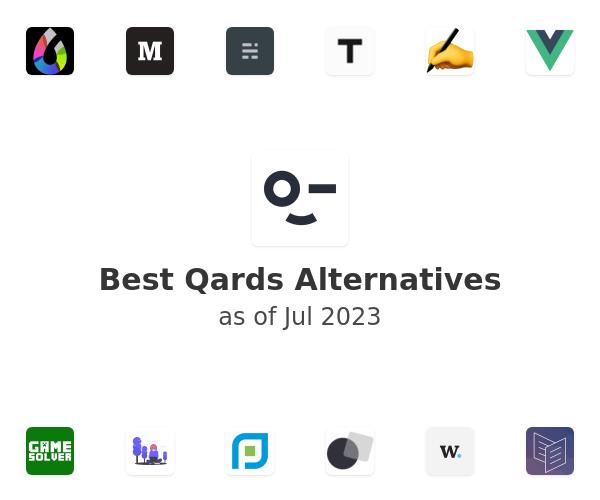 Best Qards Alternatives