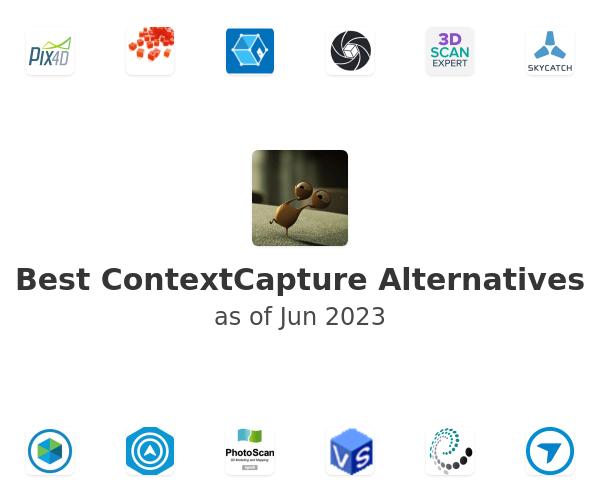 Best ContextCapture Alternatives