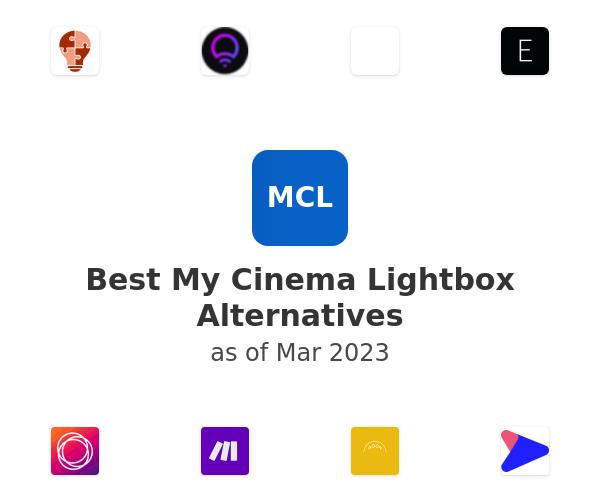 Best My Cinema Lightbox Alternatives