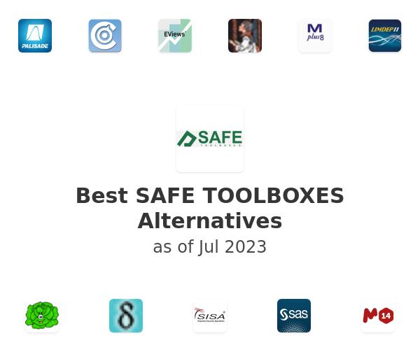 Best SAFE TOOLBOXES Alternatives