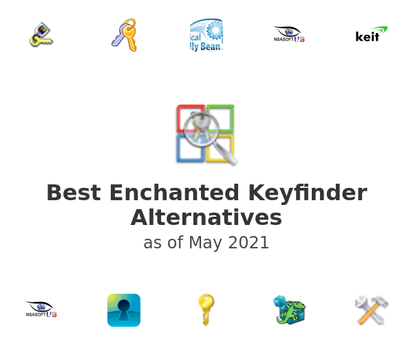 Best Enchanted Keyfinder Alternatives