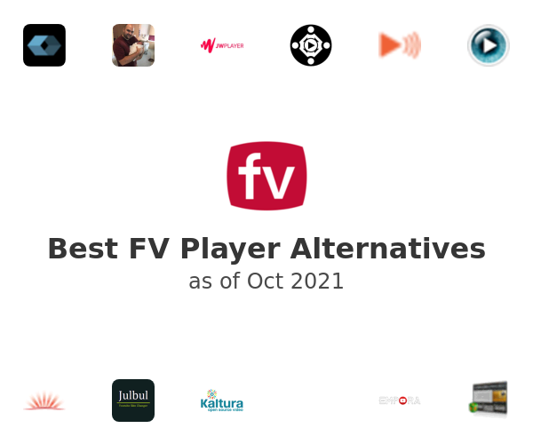 Best FV Player Alternatives