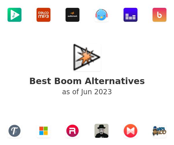 Best Boom Alternatives
