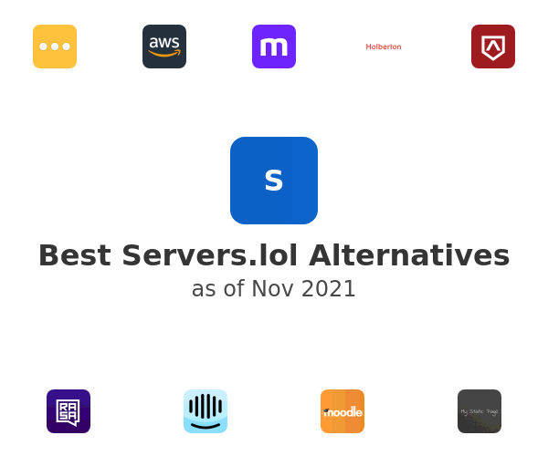 Best Servers.lol Alternatives