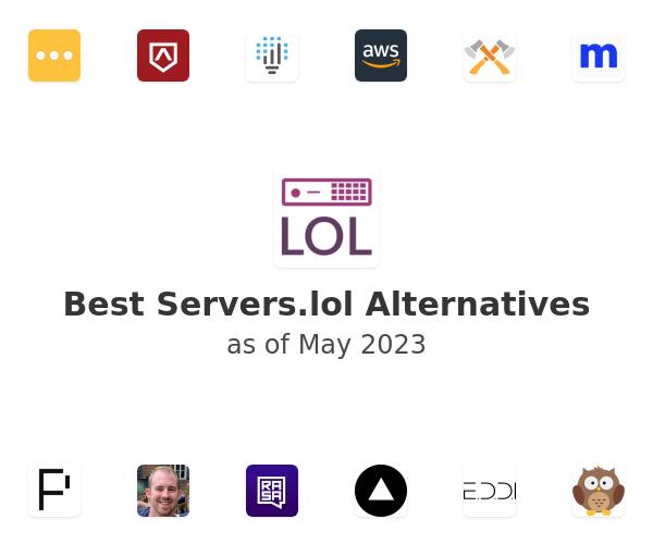 Best Servers.lol Alternatives