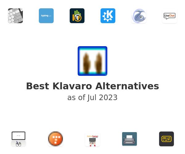 Best Klavaro Alternatives