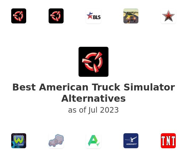 Best American Truck Simulator Alternatives