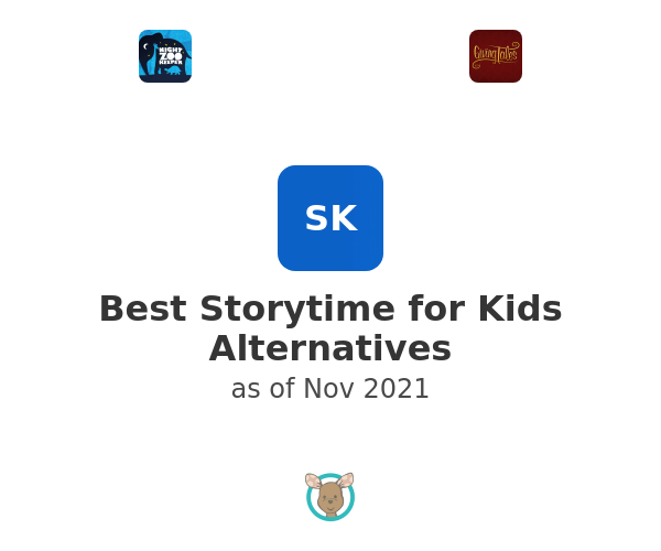 Best Storytime for Kids Alternatives