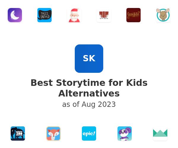 Best Storytime for Kids Alternatives