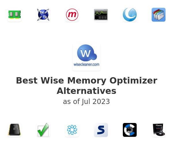 Best Wise Memory Optimizer Alternatives