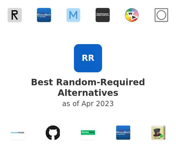 Best Random-Required Alternatives