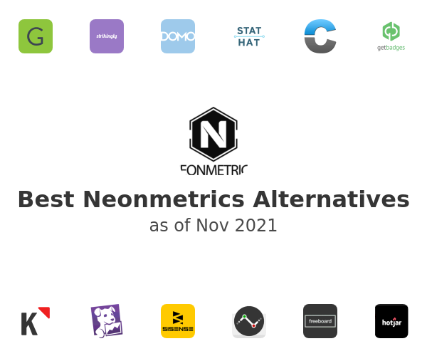 Best Neonmetrics Alternatives
