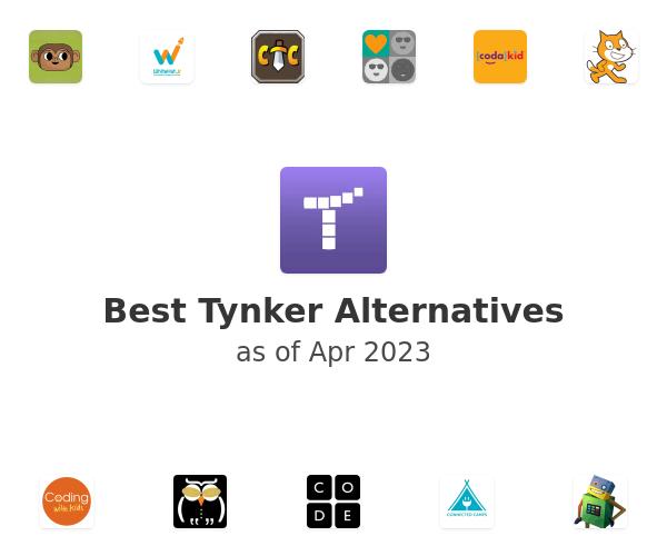 Best Tynker Alternatives