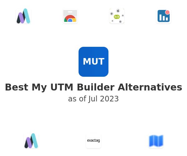 Best My UTM Builder Alternatives