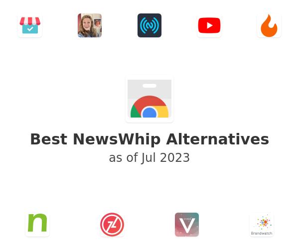Best NewsWhip Alternatives