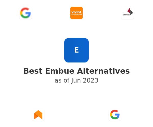 Best Embue Alternatives