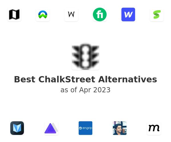 Best ChalkStreet Alternatives