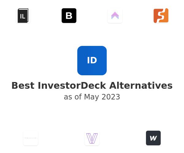 Best InvestorDeck Alternatives