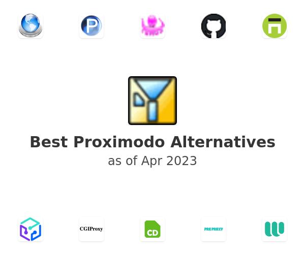 Best Proximodo Alternatives