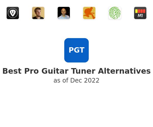 Best Pro Guitar Tuner Alternatives
