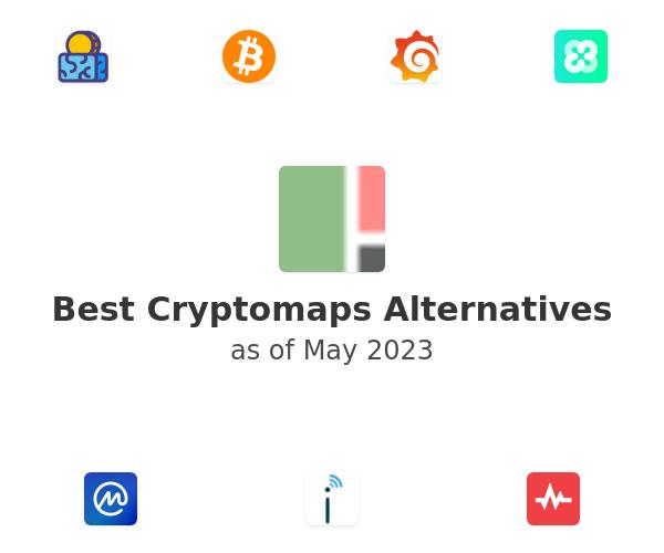 Best Cryptomaps Alternatives