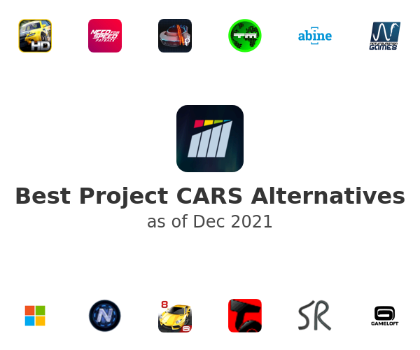 Best Project CARS Alternatives