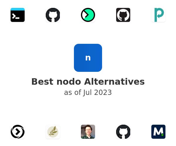Best nodo Alternatives