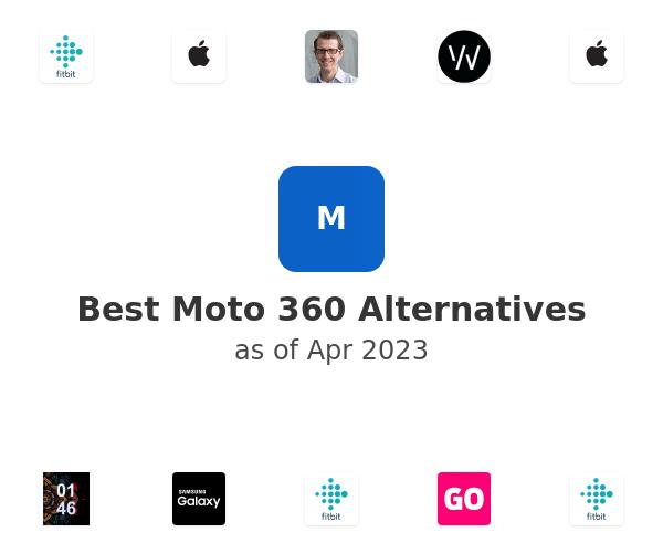 Best Moto 360 Alternatives