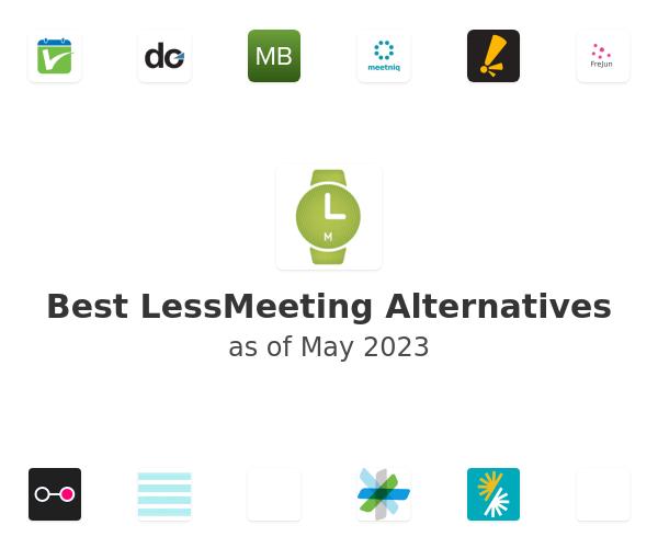 Best LessMeeting Alternatives