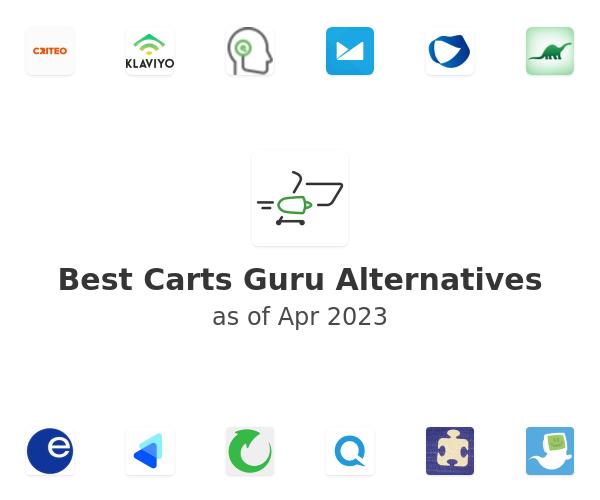 Best Carts Guru Alternatives