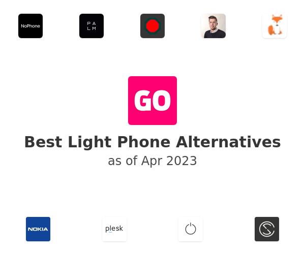 Best Light Phone Alternatives